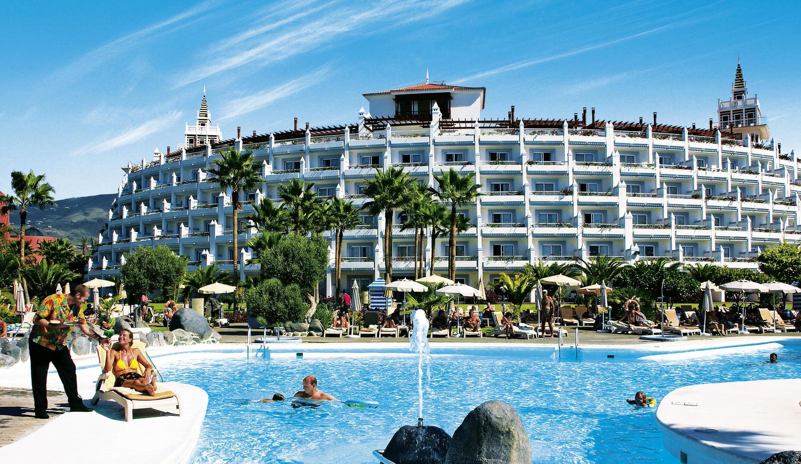 Hotel La Caleta Teneriffa