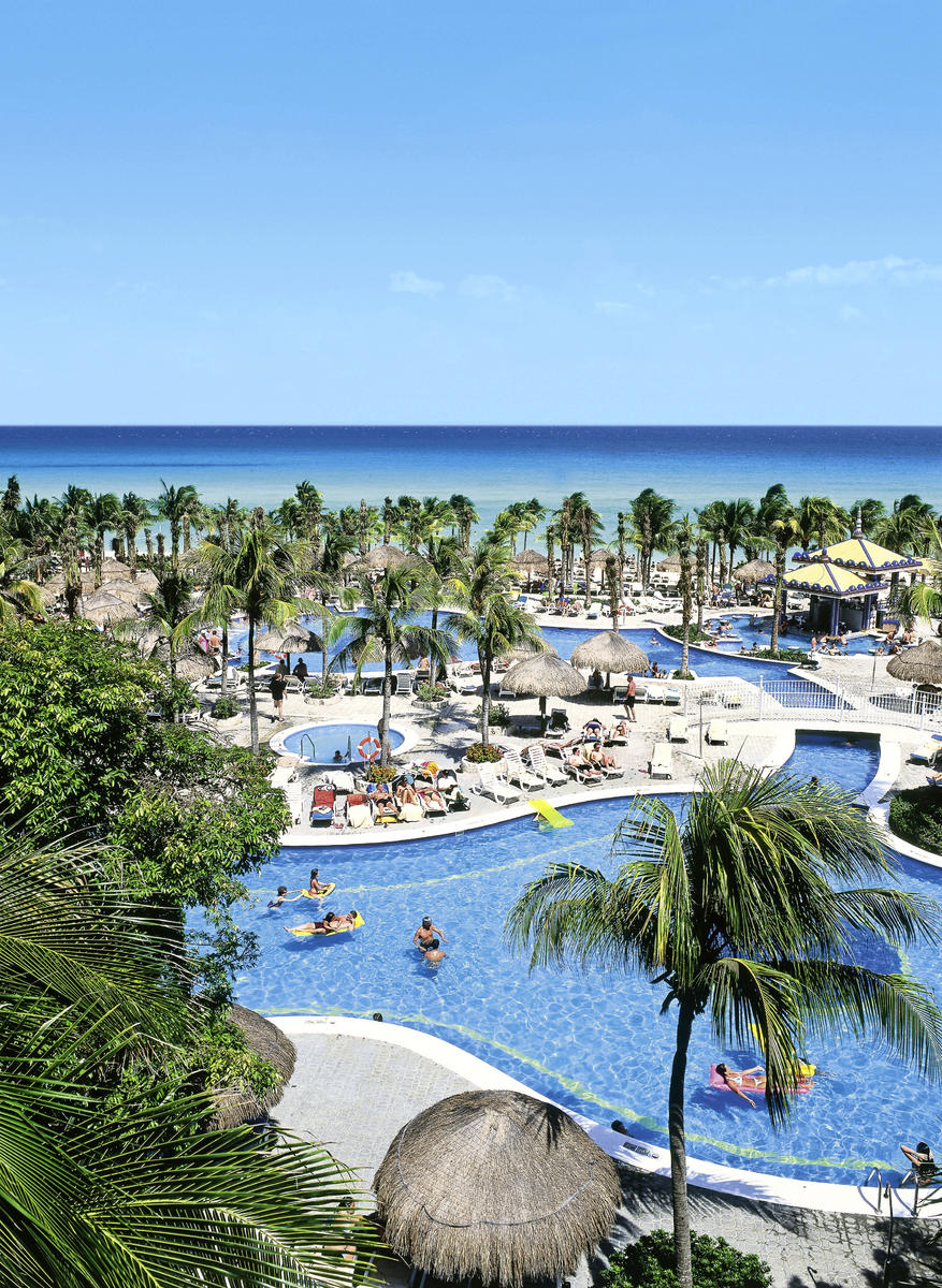 riu yucatan ihr riu hotels spezialist tourent reisen gmbh rather 40476 d sseldorf. Black Bedroom Furniture Sets. Home Design Ideas